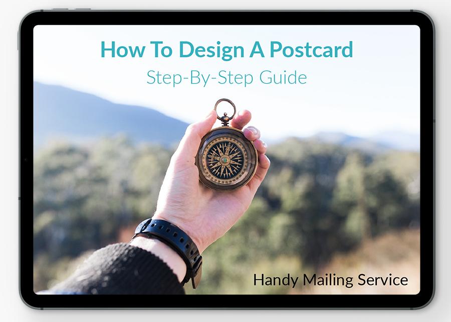 How To Design A Postcard- mockup