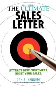 3 Keys To Writing A Good Sales Letter