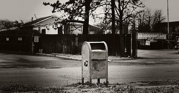 direct mail box