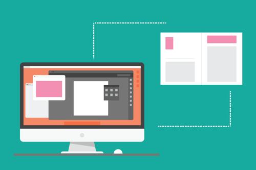 newsletter design program